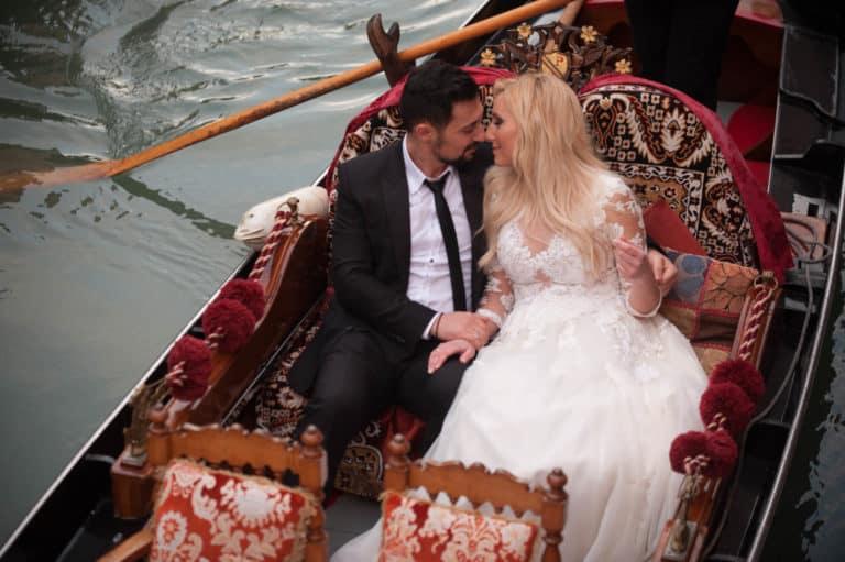 Maria & Dimitris I Venice Italy