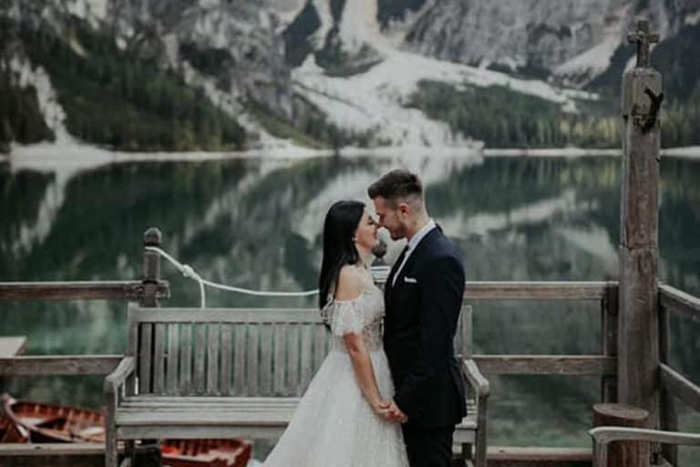 Maria & Dimitris I Lago Di Braies