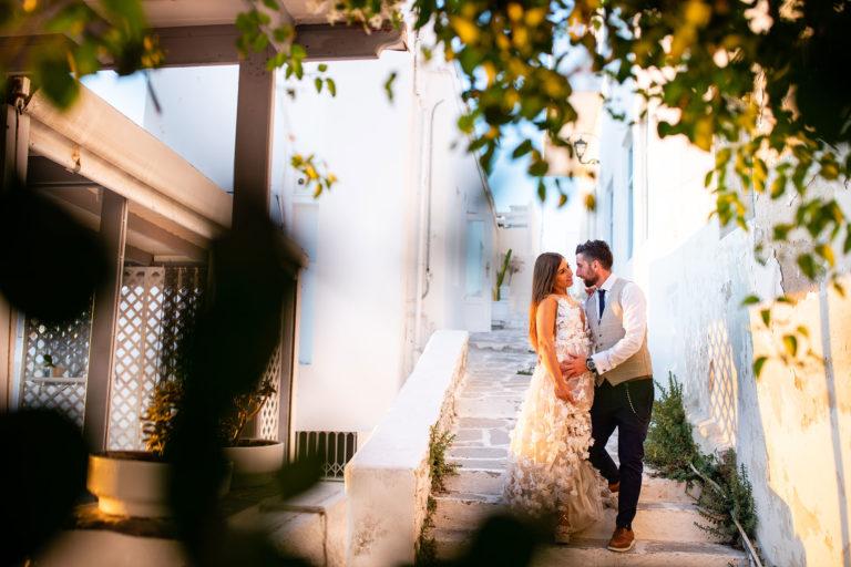 Mariantzela & Petros | Paros